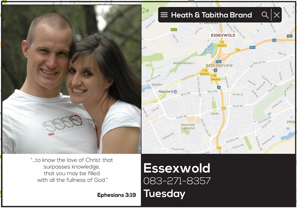 Heath and Tabitha Essexwold
